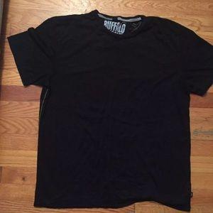 Buffalo David Bitton Men's Black Shirt
